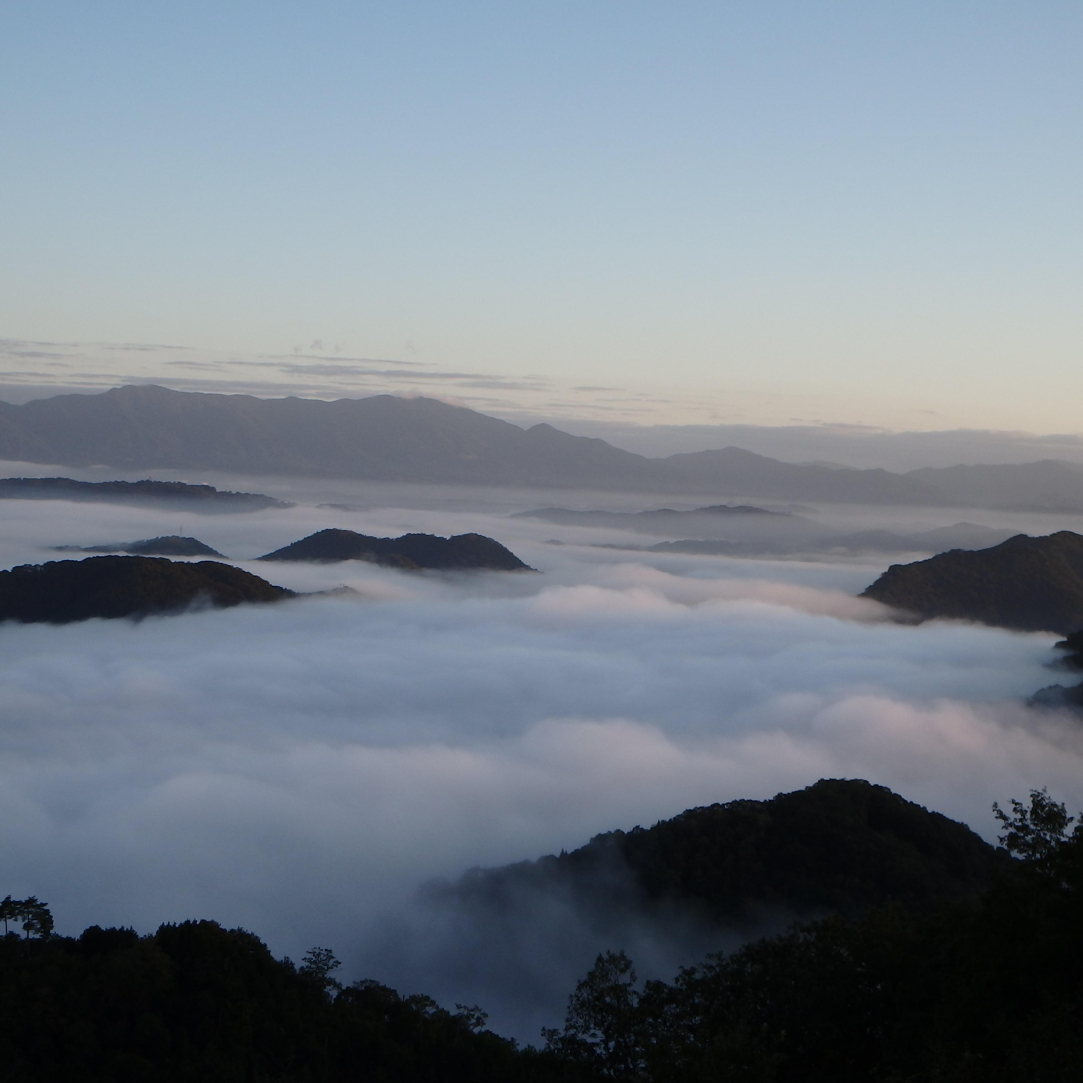 雲海10月16日2